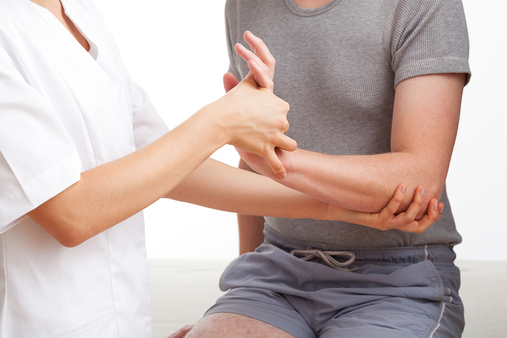 René Dickas Physiotherapie plus Bad Kissingen Hand Rehabilitation Handrehabilitation