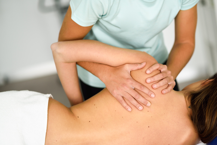René Dickas Physiotherapie plus Bad Kissingen Manuelle Therapie